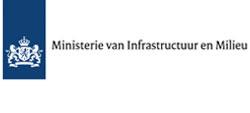 Logo van Ministerie van Infrastructuur en Milieu