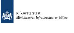 Logo van Rijkswaterstaat