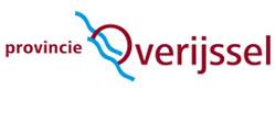 Logo van Provincie Overijsel