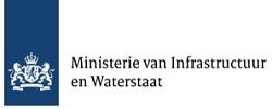 Logo van Ministerie van Infrastructuur en Waterstaat (IenW)