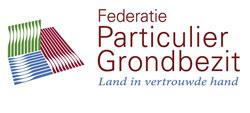 Logo van Federatie Particulier Grondbezit