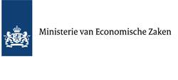 Logo van Ministerie van Economische Zaken en Klimaat (EZK)