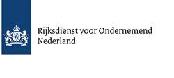 Logo van Rijksdienst voor Ondernemend Nederland (RVO.nl)