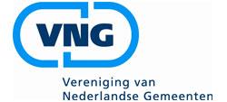 Logo van Vereniging van Nederlandse Gemeenten (VNG)