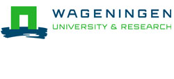 Logo van Wageningen University & Research (WUR)